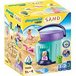 PLAYMOBIL® 1-2-3 - 70339 Kreativset 'Sandbäckerei'