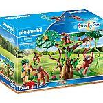 PLAYMOBIL® 70345 Orang-Utans im Baum