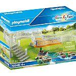 PLAYMOBIL® 70348 Erweiterungsset für den Erlebnis-Zoo
