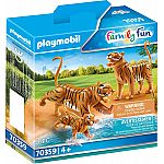 PLAYMOBIL® 70359 zwei Tiger mit Baby