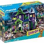 PLAYMOBIL® Scooby-Doo! 70361 Abenteuer im Geisterhaus