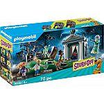 PLAYMOBIL® Scooby-Doo! 70362 Abenteuer auf dem Friedhof