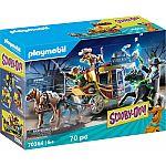PLAYMOBIL® Scooby-Doo! 70364 Abenteuer im Wilden Westen