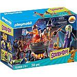 PLAYMOBIL® Scooby-Doo! 70366 Abenteuer im Hexenkessel