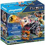PLAYMOBIL® Piraten 70415 Pirat mit Kanone