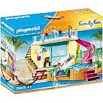 PLAYMOBIL® Playmo Beach Hotel 70435 Bungalow mit Pool