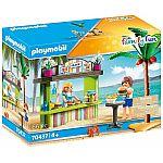 PLAYMOBIL® Playmo Beach Hotel 70437 Strandkiosk