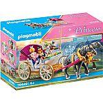 PLAYMOBIL® Prinzessinnenschloss 70449 Romantische Pferdekutsche