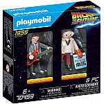 PLAYMOBIL® Back to the future 70459 Marty McFly und Dr. Emmett Brown