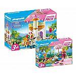 PLAYMOBIL® Prinzessinnenschloss 2er-Set Starter-Pack: 70500 + 70504