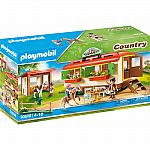 PLAYMOBIL® 70510 Ponycamp-Übernachtungswagen