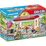 PLAYMOBIL® Meine kleine Stadt 70540 Mein Burgerladen