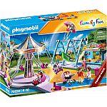 PLAYMOBIL® Meine kleine Stadt 70558 Großer Vergnügungspark