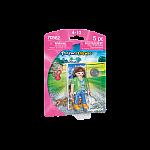 PLAYMOBIL® Playmo-Friends 70562 Frau mit Katzenbabies