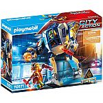 PLAYMOBIL® 70571 Polizei-Action: Polizei-Roboter im Spezialeinsatz