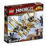 Lego® 70666 Goldener Drache