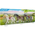 PLAYMOBIL® 70683 drei Pferde