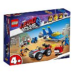 Lego® Movie 70821 Emmets & Bennys Bau- und Reparaturwerkstatt