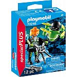 PLAYMOBIL® Special Plus 70248 Agent mit Drohne