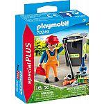 PLAYMOBIL® Special Plus 70249 Strassenreiniger