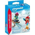 PLAYMOBIL® Special Plus 70250 Kinder mit Schlitten