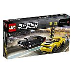 Lego® Speed Champions 75893 2018 Dodge Challenger & 1970 Dodge Charter