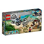 Lego® 75934 Dilophosaurus auf der Flucht