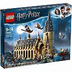 Lego® Harry Potter™ 75954 Grosse Halle von Hogwarts