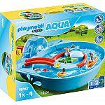PLAYMOBIL® Aqua 70267 Fröhliche Wasserbahn