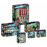 PLAYMOBIL® Ghostbusters Komplettset 6-teilig