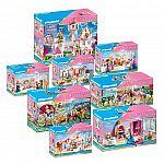 PLAYMOBIL® 70447 Grosses Prinzessinnenschloss Komplettset 8-teilig